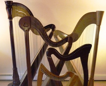 Harps available through Harps International